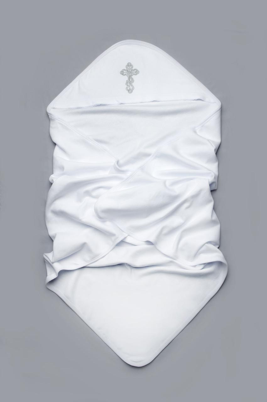 Крыжма для крещения 100% хлопок (интерлок)