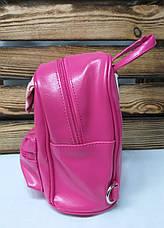 Маленький рюкзак из искусственной кожи розового цвета Hello Kitty, фото 2