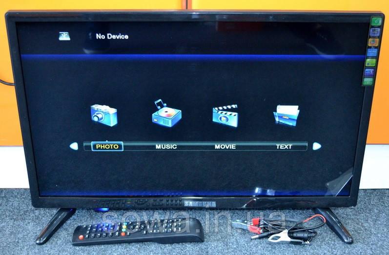 """✔️ Телевизор Самсунг * Samsung * Диагональ 24"""" дюйм + Т2 тюнер"""