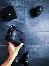 Мужские кроссовки adidas continental 80 black, фото 3