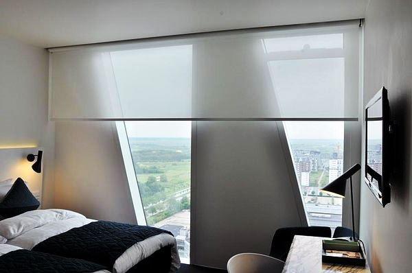 Выбираем шторы для защиты от солнца. 7 решений