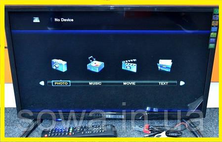 "✔️ Телевизор Samsung 24"" дюйма + Т2 тюнер | Производитель Корея, фото 2"