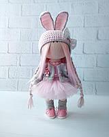 Текстильная кукла ручной работы Ванесса