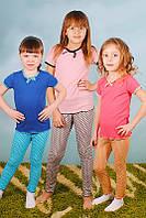 Пижама для девочек на рост от 92 до 146 см