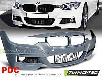 Бампер передний BMW F30 M-Pakiet