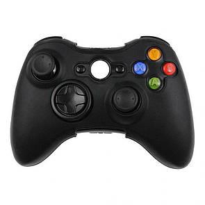 Силиконовый чехол Game Teh X для Xbox 360 Черный (Арт. 10614)
