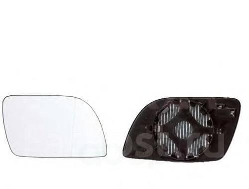 Вкладыш зеркала VW Polo (01-05) левый