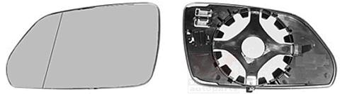 Вкладыш зеркала VW Polo (05-09) SK Octavia A5 левый 5828835