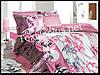 Комплект постельного белья First Choice бамбук Era pembe полуторка (kod 3223)