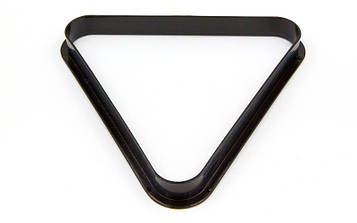 Треугольник для бильярда (пластик, диаметр шаров 57мм)