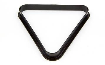 Треугольник для бильярда (пластик, диаметр шаров 68мм)