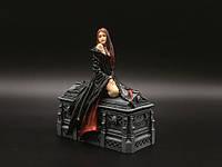 Коллекционная статуэтка, шкатулка Veronese Ожидание ночи по Энн Стоукс WU75308VA