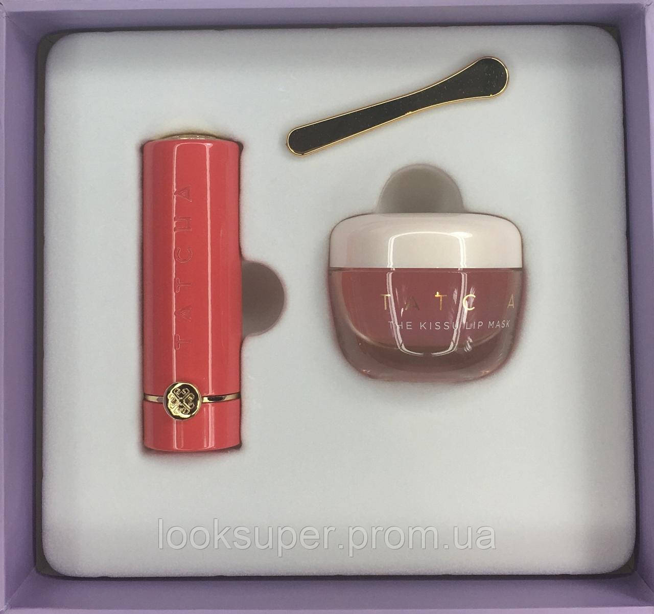 Набор косметики TATCHA Blushing Lips Duo - Limited Edition