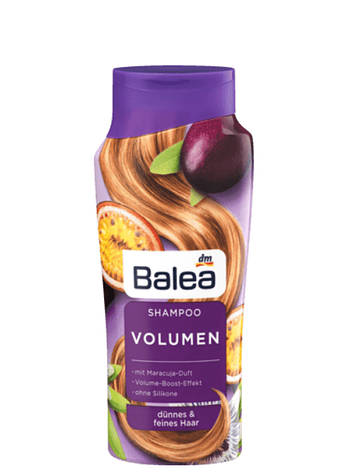 Шампунь Balea Shampoo Volumen для объема 300 мл, фото 2