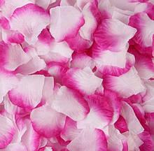 Набор искусственных лепестков роз - 100шт.