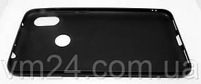 Чехол Candy Silicone для Xiaomi Redmi Note 5 цвет Черный