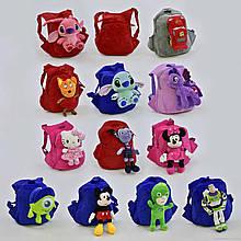 Дитячий рюкзак з мультгероєм