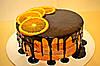 """Naked cake """"Апельсиновый каприз"""""""