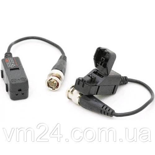 Приемо-передатчик   пассивный HD  PV-650HD  5Mp (HDCVI .TVI .AHD) комплект из 2-х штук)Видео балун