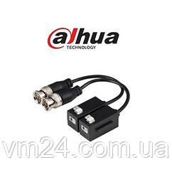 Приемо-передатчик PFM800-4K  (HDCVI .TVI .AHD) Dahua комплект из 2-х штук Видео балун