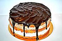 """Naked cake """"Шоколадный"""""""