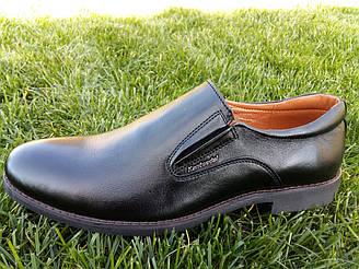 Мужские кожаные туфли  классические 40-45
