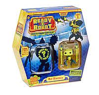 Капсула сюрприз и минибот и робот  Ready2Robot Bot Blasters, фото 1