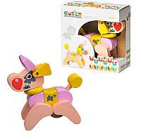 Деревянная игрушка Коровка12442