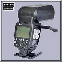 Автоматическая накамерная фотовспышка Yongnuo YN-600EX-RT II для Canon вспышка YN600RT II