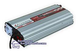 Інвертор 12/220 (перетворювач напруги) Luxeon IPS-1000MC апроксимована синусоїда + зарядний пристрій