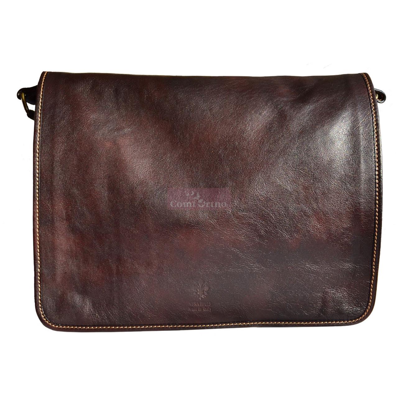 2ad381759735 Мужская кожаная сумка-мессенджер Italian fabric bags 1034, цена 4 096 грн.,  купить в Киеве — Prom.ua (ID#882674877)