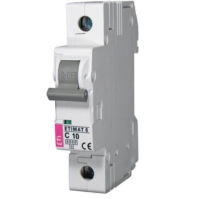 автоматические выключатели ETI фото