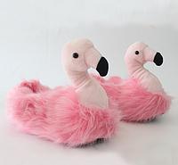 Тапочки Фламинго без короны