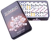 Домино в металлической коробке №5010-FЕ