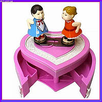 Музыкальная заводная шкатулка YL2034, фото 1