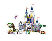 Конструктор JVToy, Принцессы, Замок для Золушки, 667 деталей (15005)
