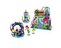 Конструктор JVToy, Принцессы, Русалка и злая ведьма, 244 деталей (15002)