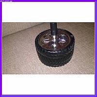Бездымная пепельница - Колесо-шина 10 см, подарок мужчине автомобилисту, фото 1