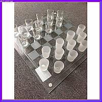 Алкошашки доска 35х35см алко игра для взрослых, фото 1