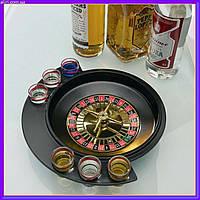 Настольная игра Алко Рулетка на 6 рюмок