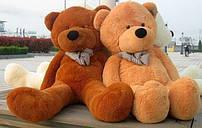 Большие плюшевые мягкие медведи