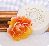 Силиконовый молд цветка, фото 2