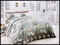 Комплект постельного белья First Choice бамбук Florida kahve семейка