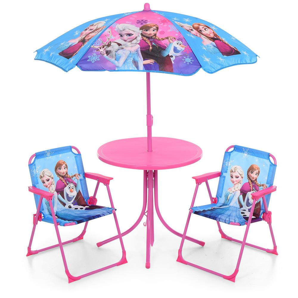 Детский столик со стульчиками 93-74-FR Pink Гарантия качества Быстрая доставка