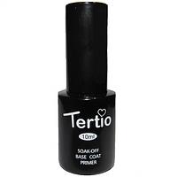 Tertio Base Gel 10 мл - Базовое покрытие для гель-лаков Тертио., для ногтей, маникюра