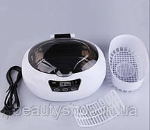 Стерилізатор ультразвукової VGT-2000 для манікюрних і перукарських інструментів з цифровим дисплеєм.