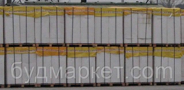 Газоблок HETTEN 100*200*600 мм (150шт/пал.) (83,33шт/куб.м.)