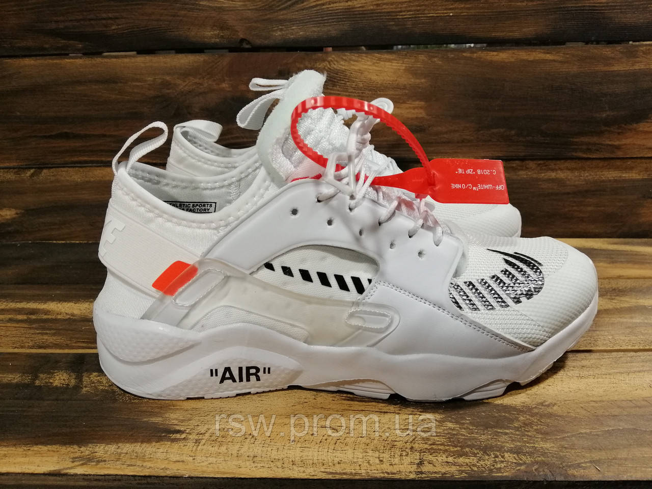 d398f44fa23026 Кроссовки Женские Nike Huarache X OFF-White00028 — в Категории ...