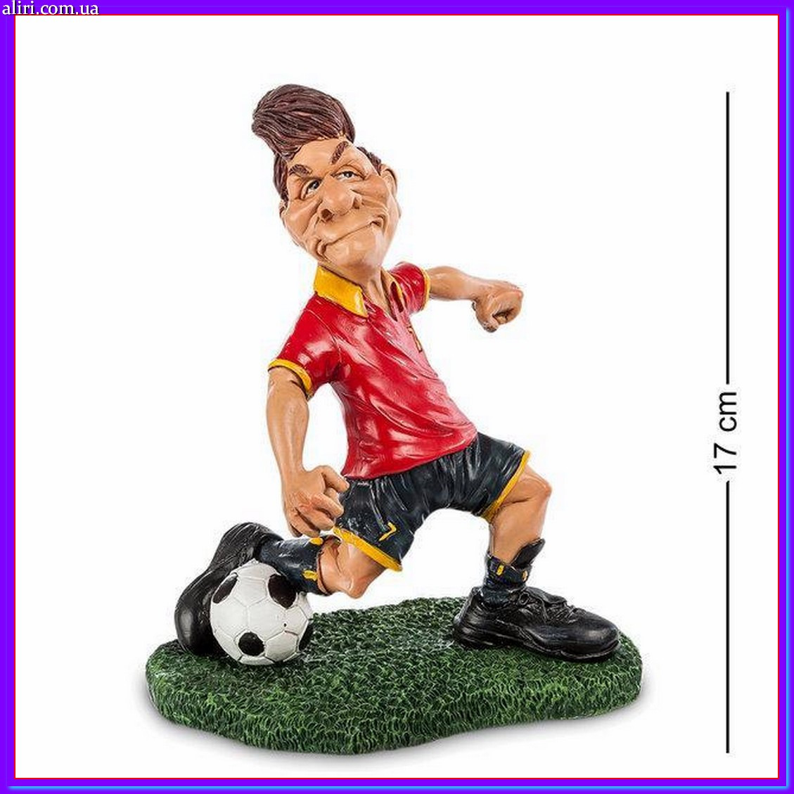 Статуэтка Футболист Stratford супер подарок