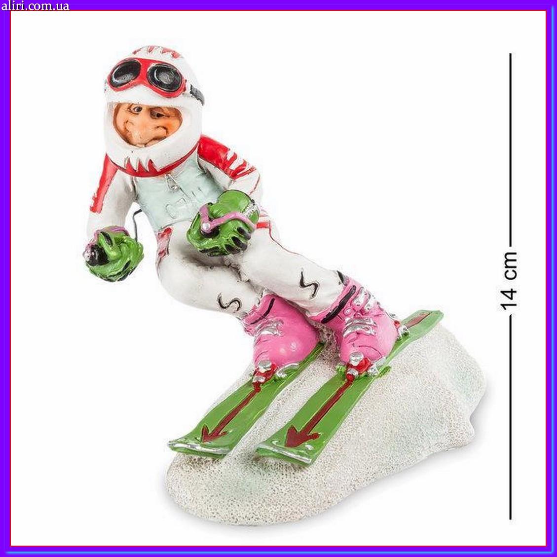 Статуэтка Горные лыжи Stratford супер подарок